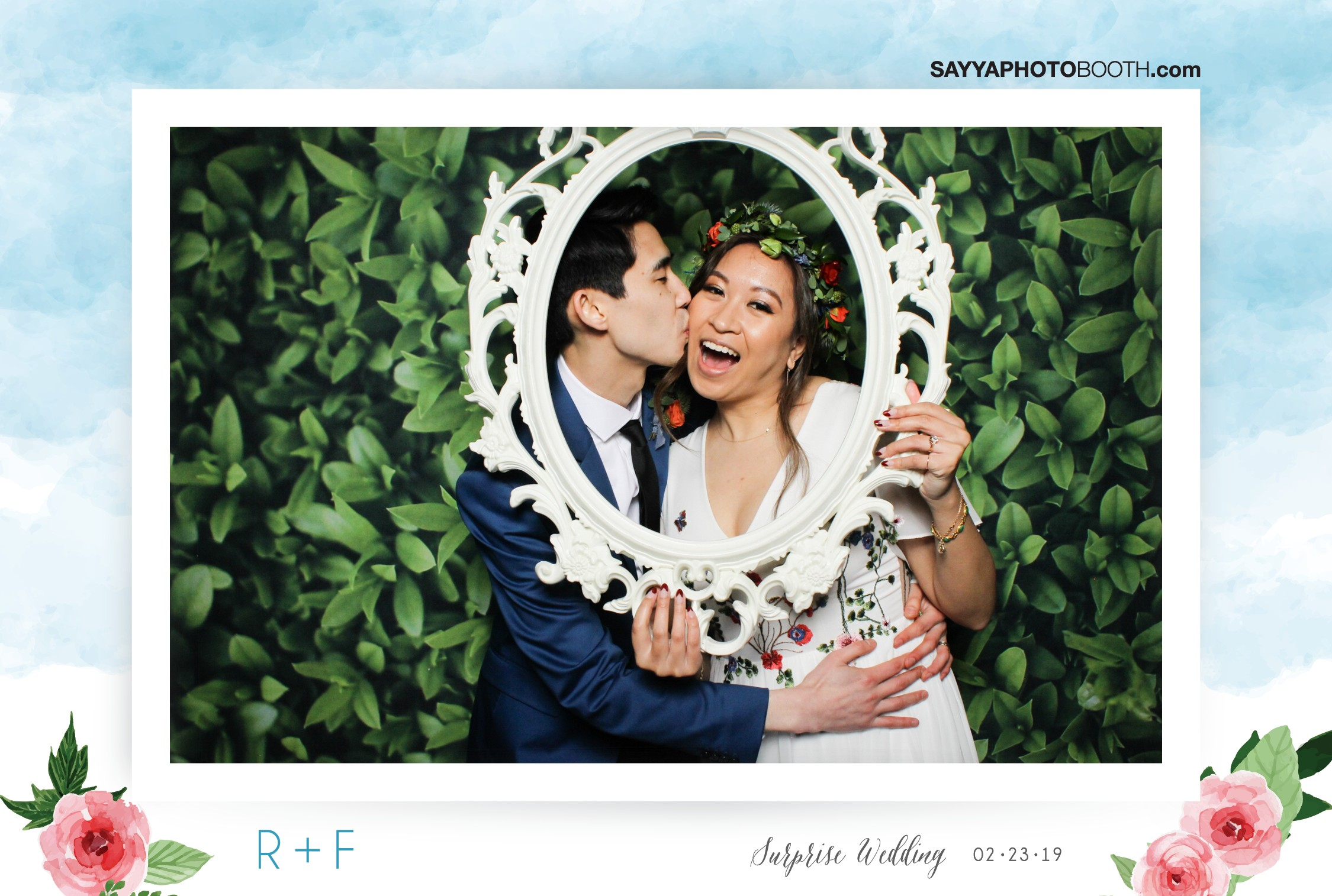 Francesca & Ryan's Surprise Wedding