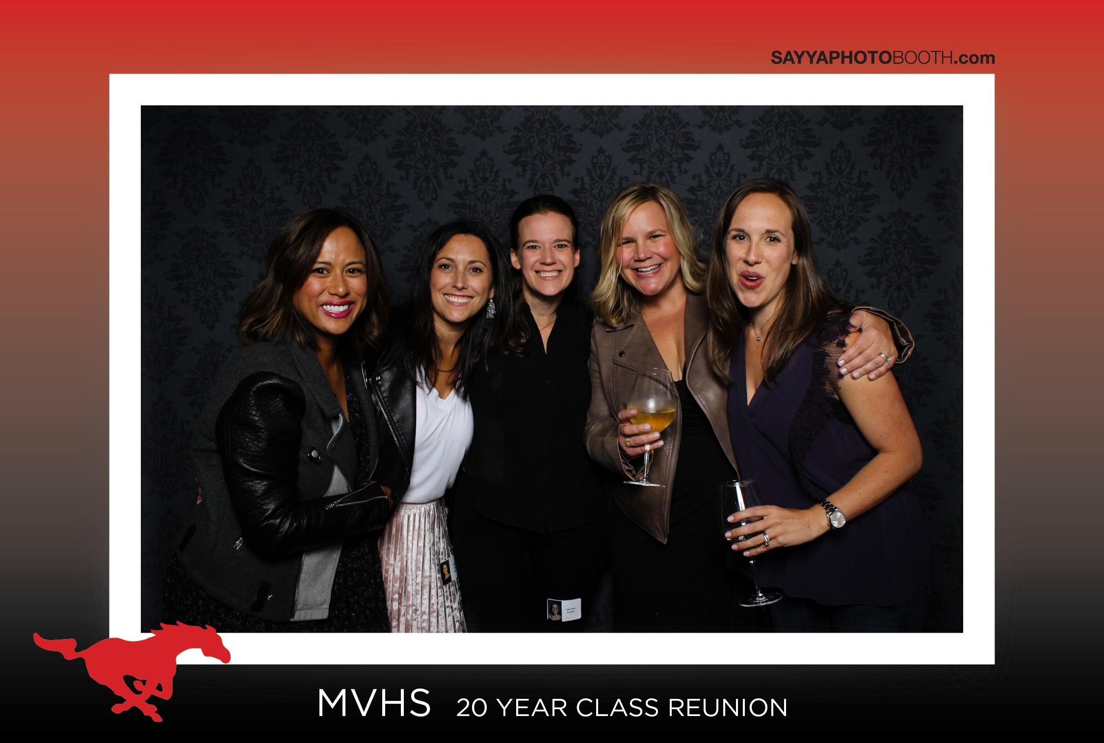 MVHS 20 Year Reunion