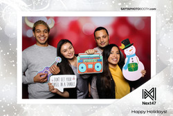 Next47 Holiday Party 2018