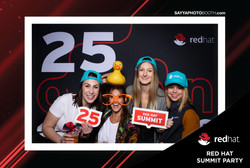 Red Hat After Party - Booth 1
