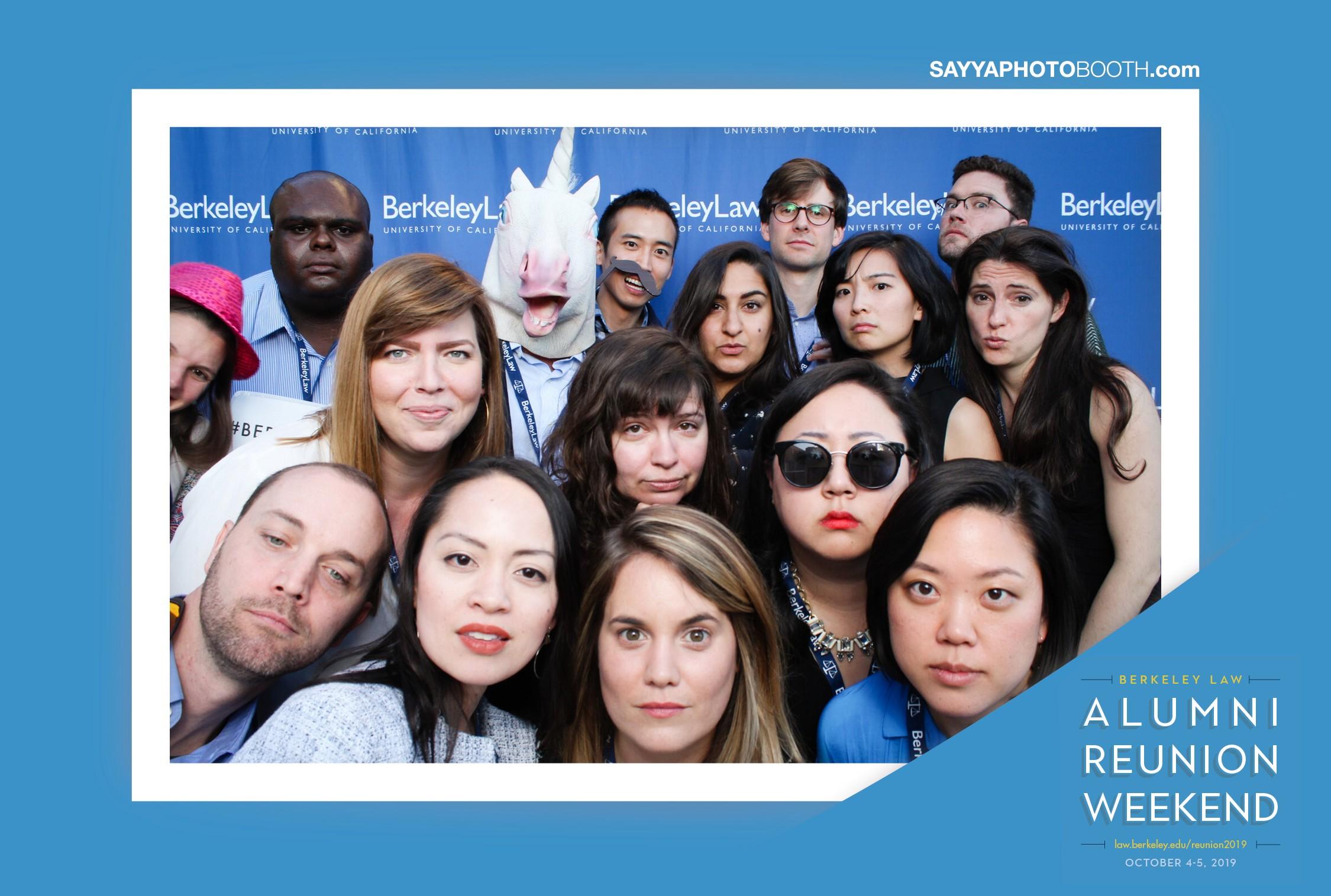 UC Berkeley Law School Reunion