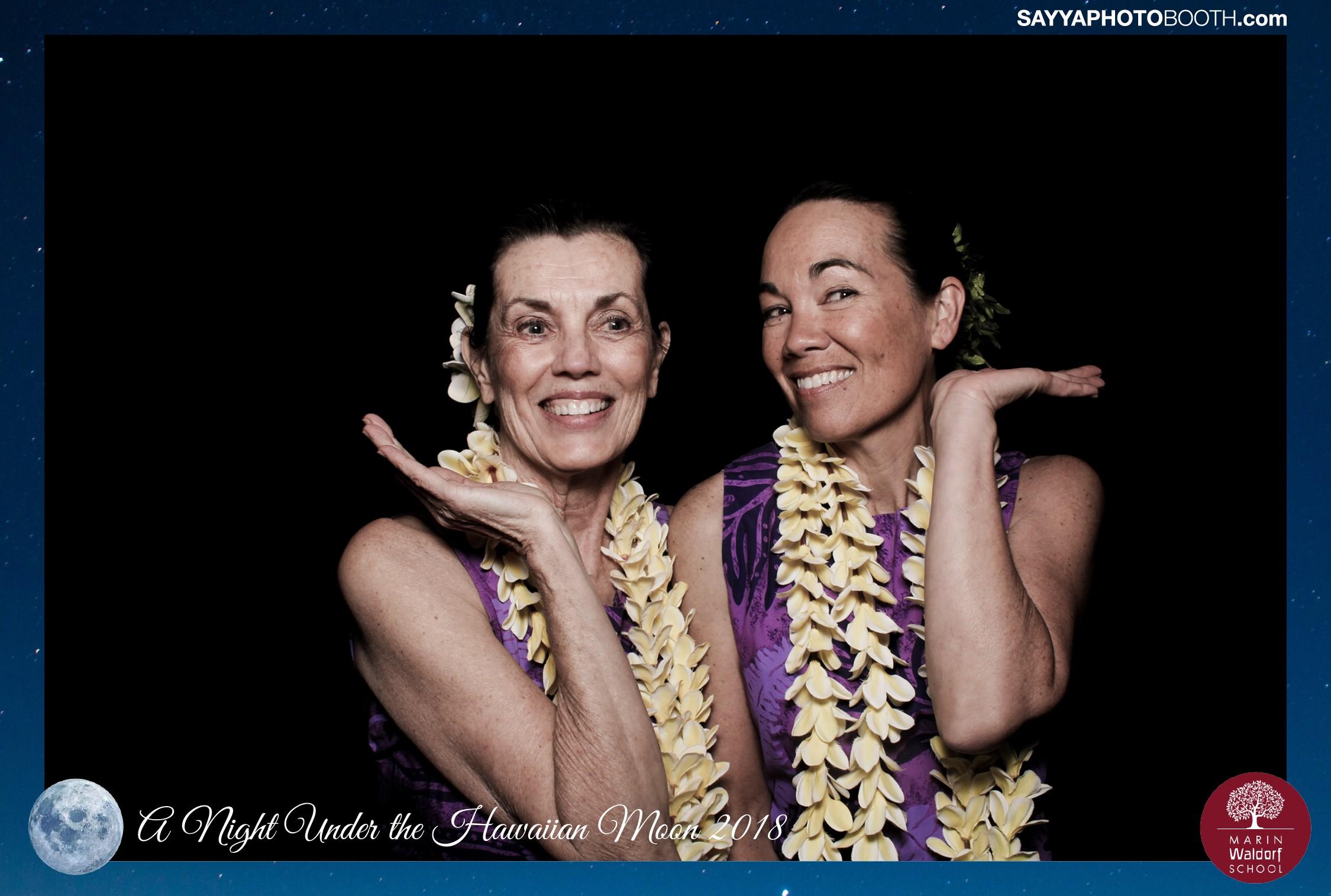 A Night Under the Hawaiian Moon