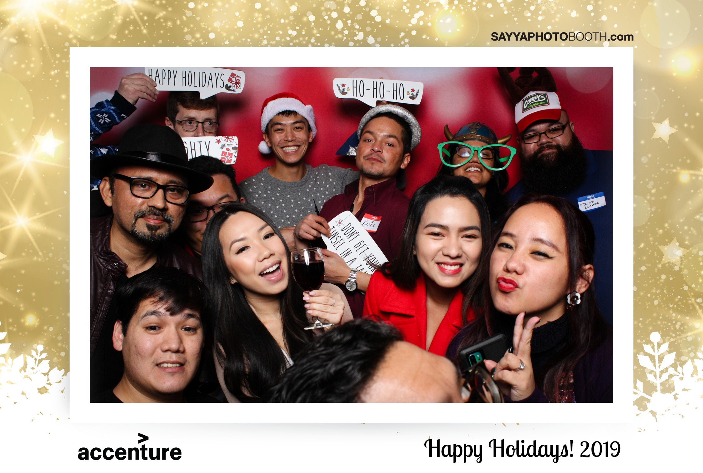 Accenture Holiday Party