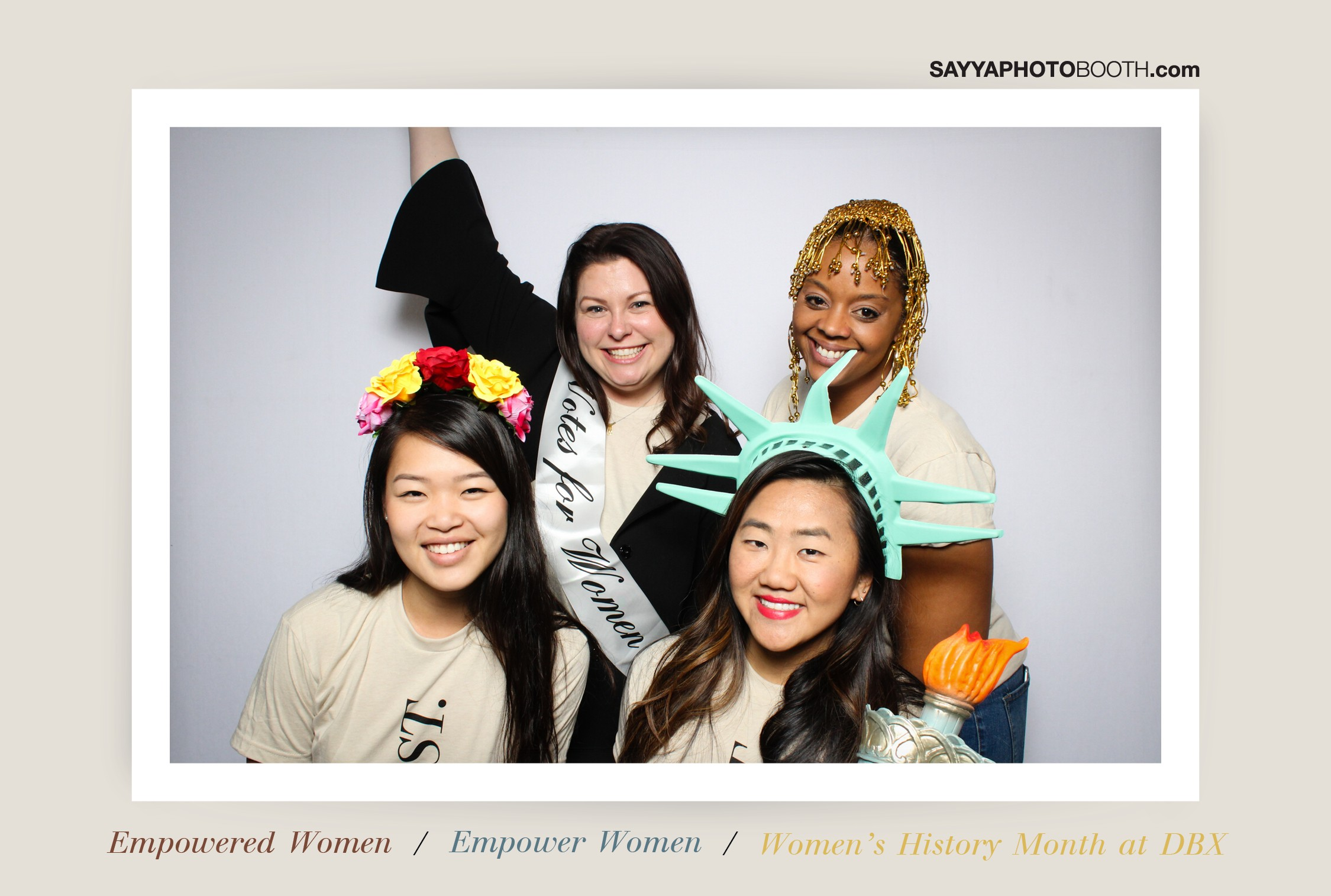 Dropbox Women's History Month