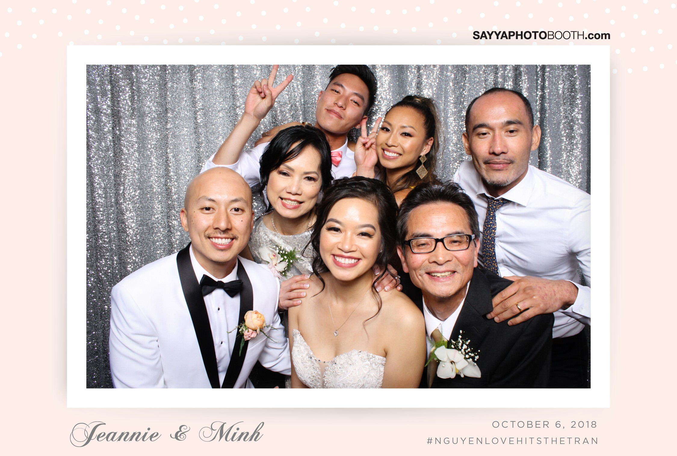 Jeannie and Minh's Wedding
