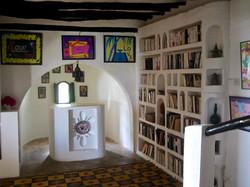 Bar Living Room Library