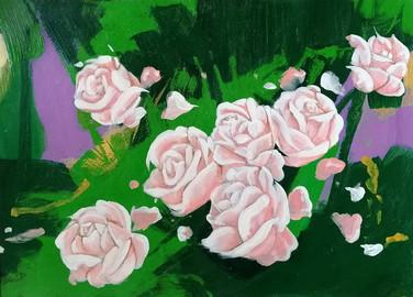 Rose, arte su misura