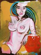 Ritratto, nudo contemporaneo