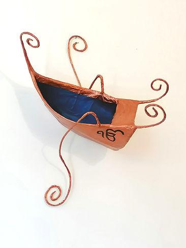 Love Boat x Ek Ong Kar copper e blue (3)