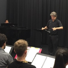 "Darryl Edwards, conductor - ""Il Giudizio di Pigmalione"" workshop"