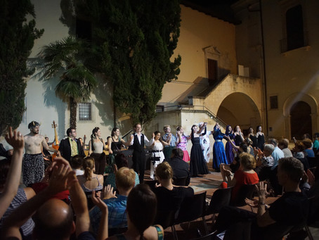 Centre for Opera Studies in Italy: COSI 2015!