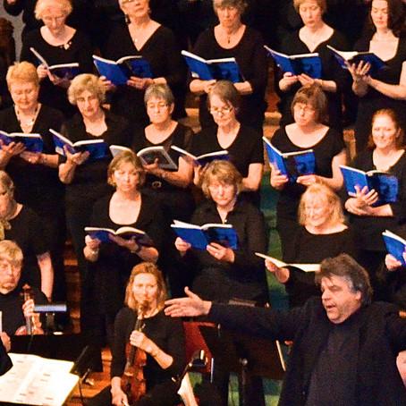 Benjamin Britten's Saint Nicolas: April 21, 2013