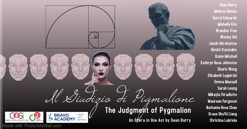 The Judgment of Pygmalion