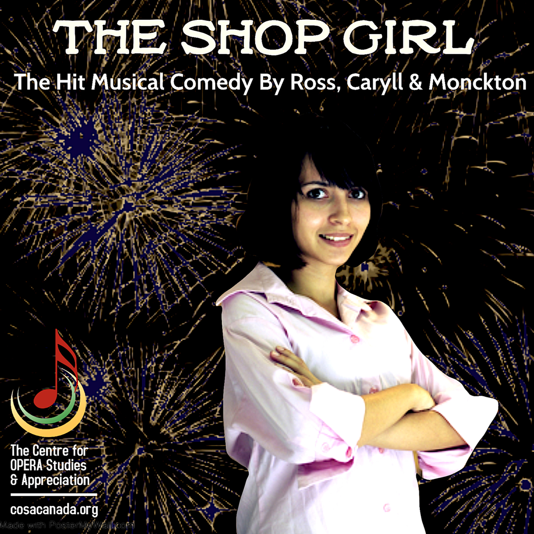 The Shop Girl