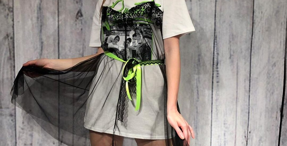 Stylish T-Shirt/Dress