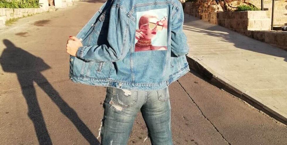 Stylish Jeans Jacket