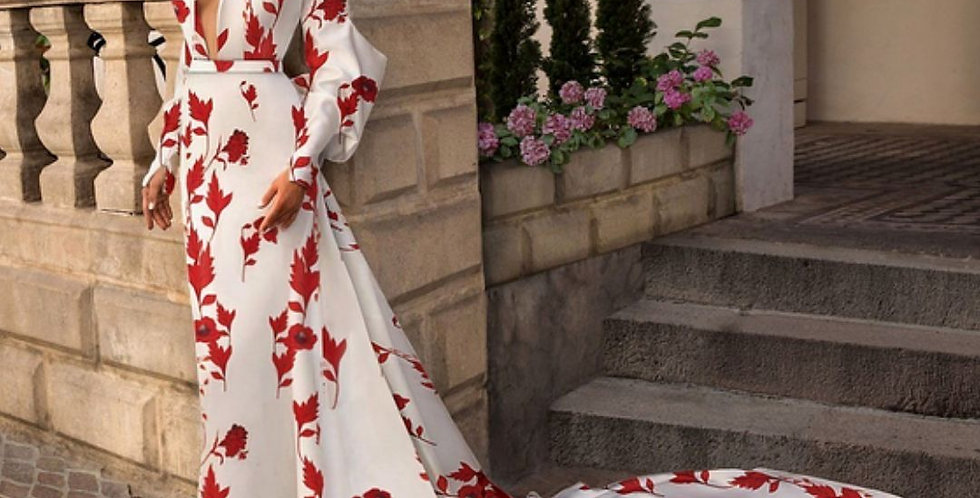 Fashion Bohemian Maxi Dress