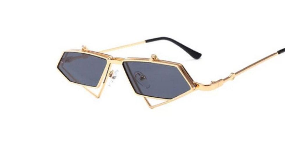 Steampunk Flip Up Vintage Sunglasses