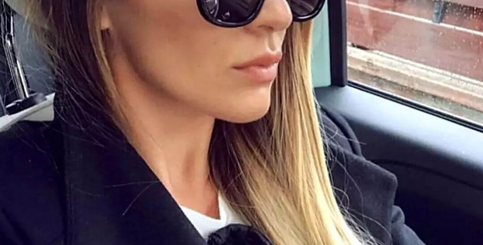 Flat Top Square Luxury Sunglasses