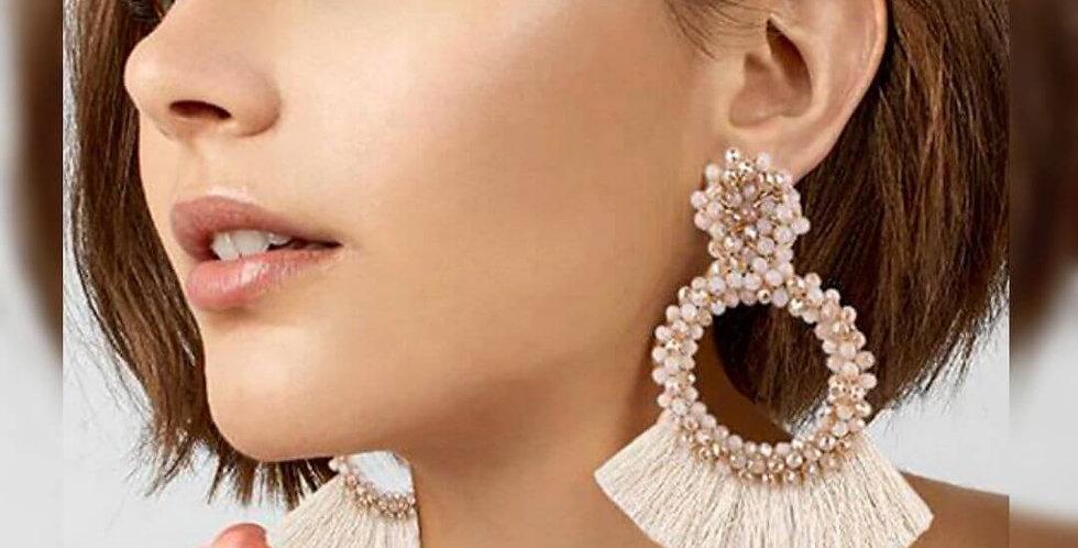 New Fashion Tassel Dangle Earrings