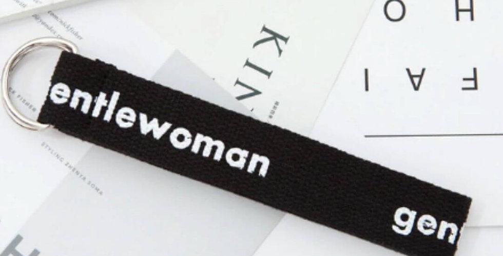 Gentle Woman Ring Square Fashion Belt