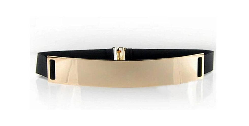 Stylish Elastic Stretch Belt 4X25cm