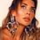 Thumbnail: Classy Lady Brand Heart Earrings