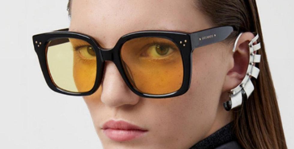 Brand Design Oversized Square Sunglasses