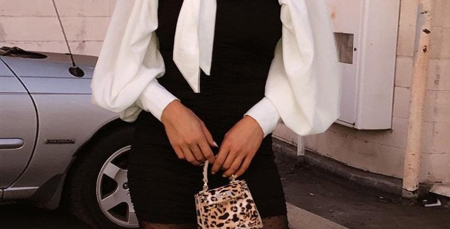 Office Elegant Patchwork Lace Simple Dress