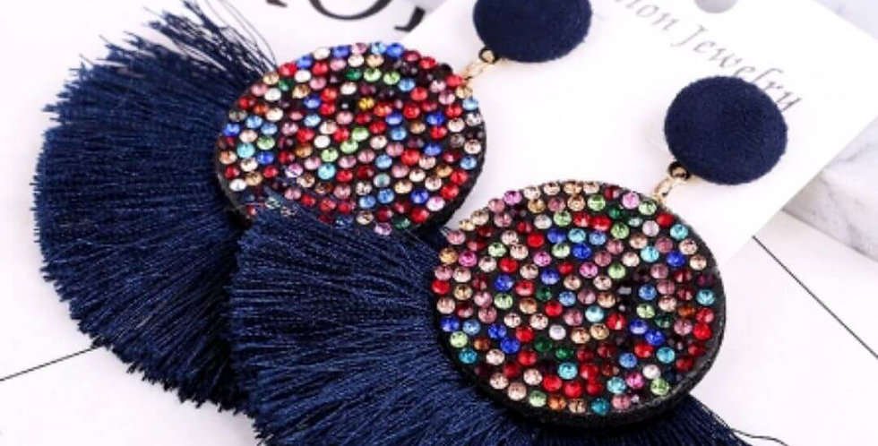 Tassel Bohemian Statement Luxury Earrings