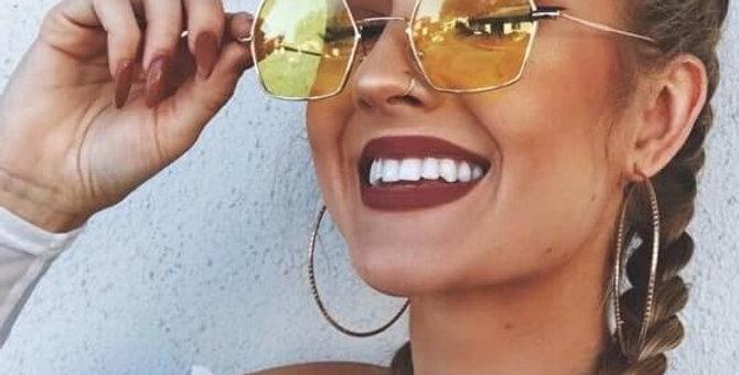 Retro Brand Designer Classic Sunglasses