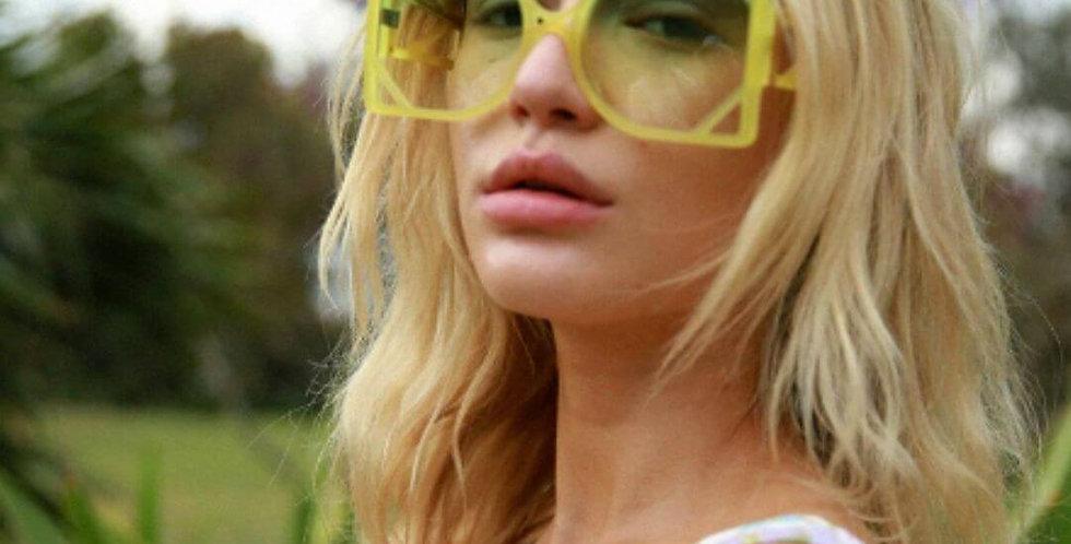Fashion Steampunk UV400 Sunglasses