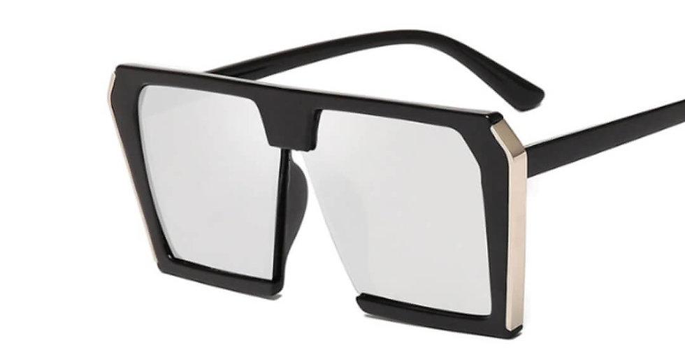 Double Beam Fashion Sunglasses