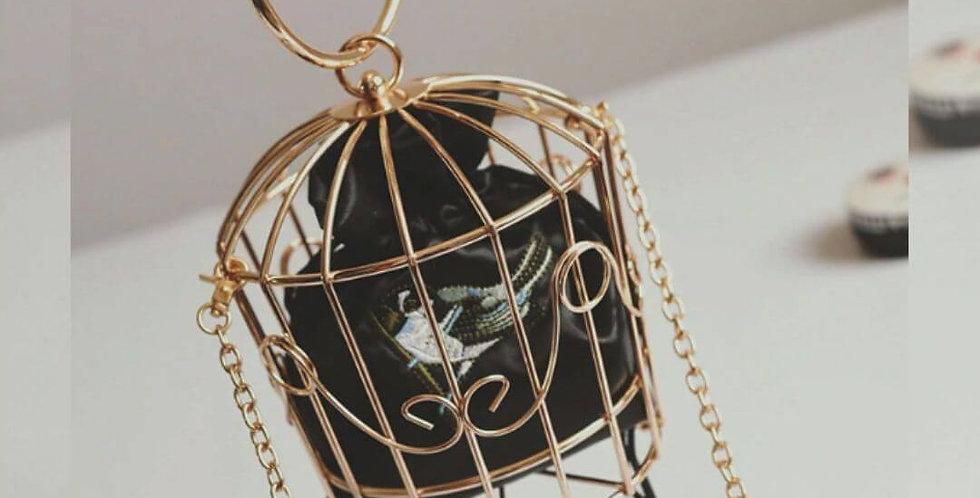 Birdcage Evening Stylish Bag