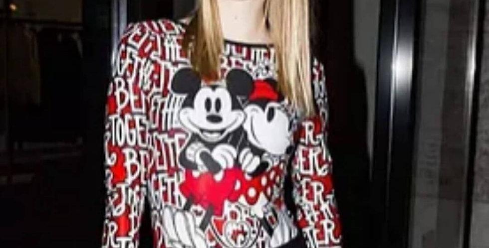 Stylish Minnie Bodysuit