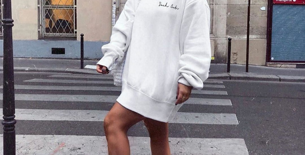 New Such Cute Long Sweater/Dress