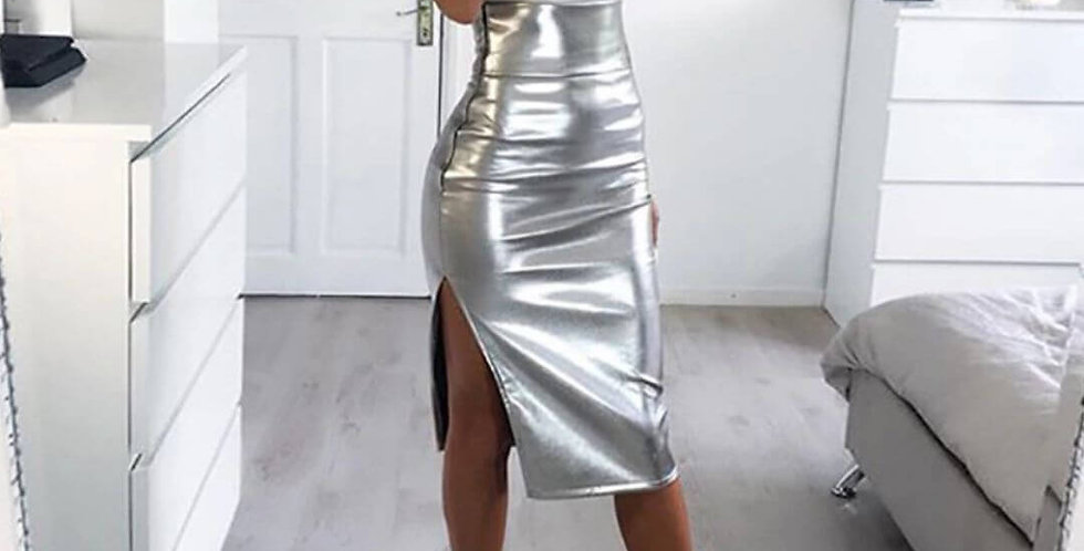 Sexy Solid Chic Pencil Skirt