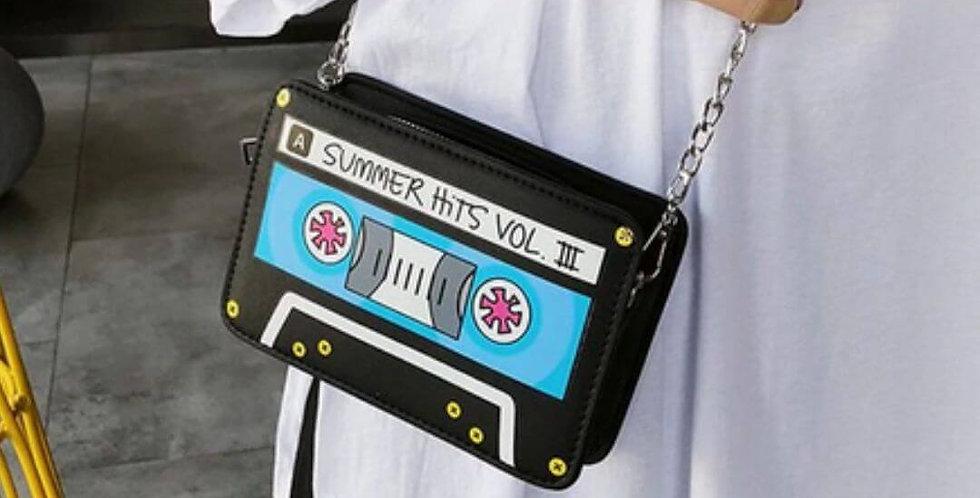 Small Shoulder Tape Recorder Bag