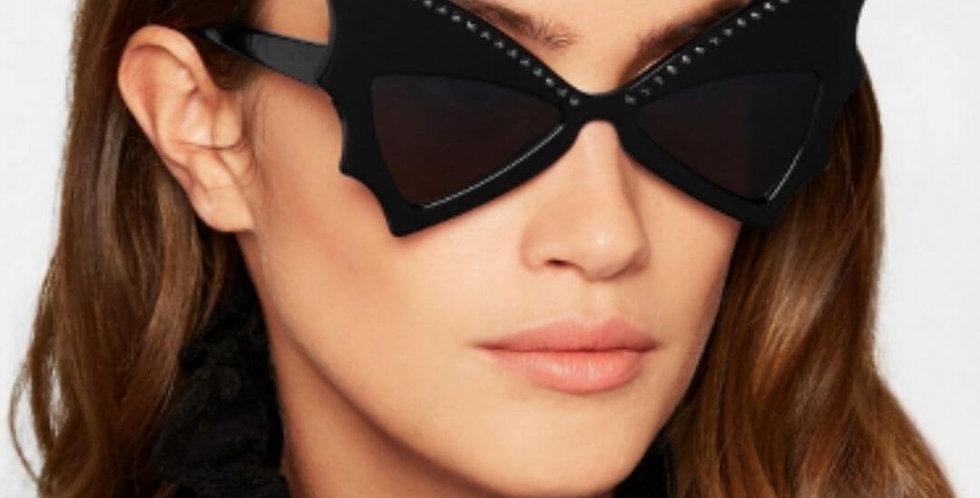 Vintage Butterfly Trendy Retro Sunglasses