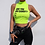 Thumbnail: Fluorescent Candy Green Fashion Crop Top