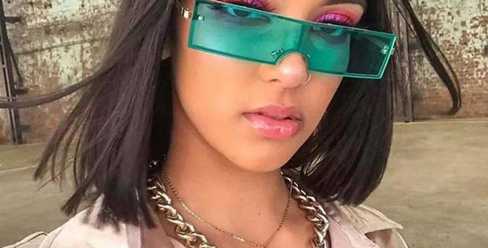 Trendy Brand Designer Retro Sunglasses