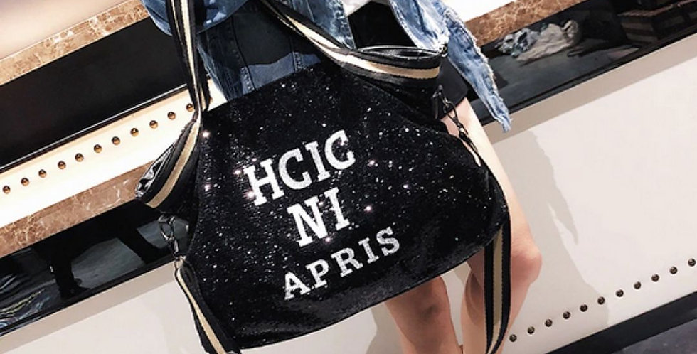 Sequin HCIC NI APRIS Bag