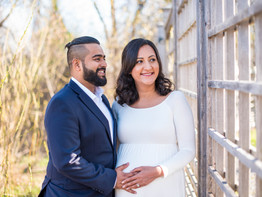 Muhammad & Deepinder's Maternity Session
