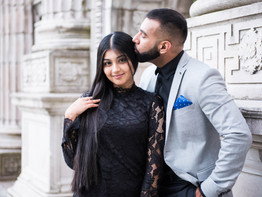 Kamran & Laraib's Engagement Shoot