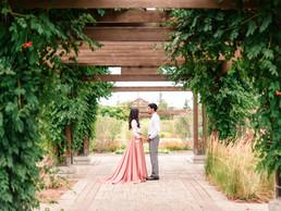 Shahbaz & Rubeena's Engagement Shoot