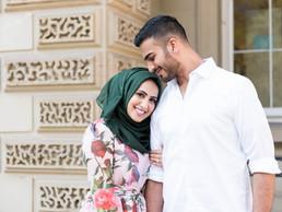 Imran & Raziya's Engagement Shoot