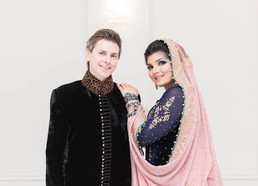 Dustin & Amina's Nikkah
