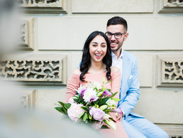 Mo & Negin's Engagement Shoot