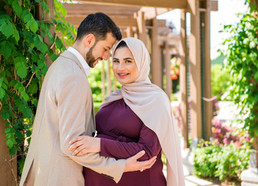 Taha & Zahra's Maternity Session