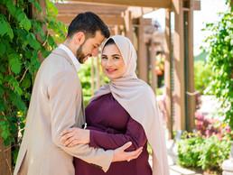 Taha & Zahra's Maternity Session
